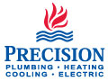 Precision Plumbing Heating Cooling Electric