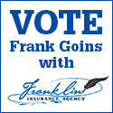 Frank Goins at Franklin Insurance