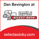Dan Bevington at Select Auto